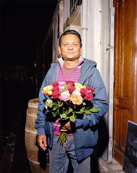 Exceptionnel Vendeurs de fleurs - Manuel Lagos Cid - photographe UM36
